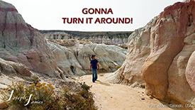 GONNA TURN IT AROUND | Joseph James | YouTube, Rumble & Streaming