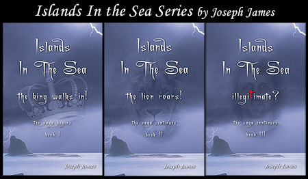 Islands In The Sea - Trilogy by Joseph James