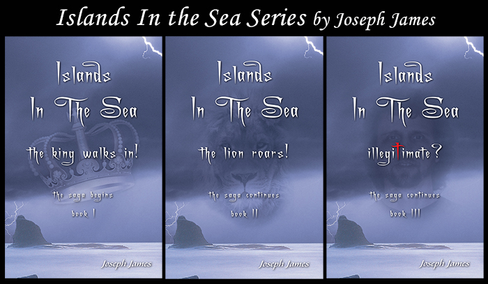Islands In The Sea Trilogy by Joseph James