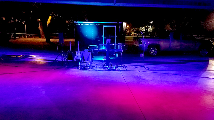 Follow Your Dreams Tour - Joseph James - Daniel Hartmann - Yoakum, TX