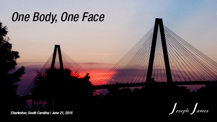 One Body One Face by Joseph James