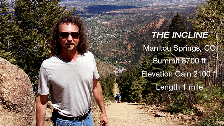 The Incline | Manitou Springs CO | Joseph James | Follow Your Dreams