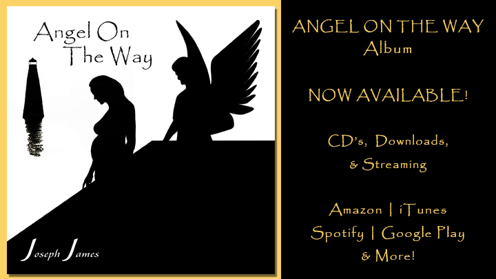 Angel On The Way Album | Joseph James